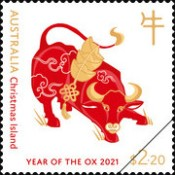[Chinese New Year - Year of the Ox, type AGW]