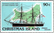 [The 100th Anniversary of the Visits by H.M.S.