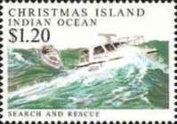 [Christmas Island Police Force, type LE]