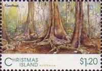 [Scenic Views of Christmas Island, type NH]