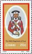 [Military Uniforms of the 98th Foot Regiment, Typ CU]
