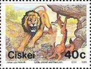 [Folklore - The Legend of the Lion and the Little Jakal, Typ FD]