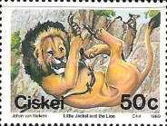 [Folklore - The Legend of the Lion and the Little Jakal, Typ FE]