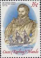 """[""""Operation Drake"""" - Round the World Expedition and the 400th Anniversary of Sir Francis Drake's Circumnavigation of the World, type BK]"""