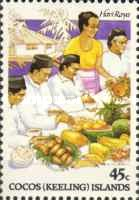 [Cocos-Malay Culture, type DH]