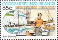 [Cocos Islands Malay Industries, type FV]