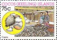 [Cocos Islands Malay Industries, type FW]