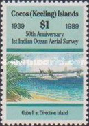 [The 50th Anniversary of the First Indian Ocean Aerial Survey, type HG]