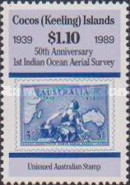 [The 50th Anniversary of the First Indian Ocean Aerial Survey, type HH]