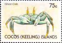 [Cocos Islands Crabs, type HQ]