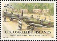 [The 50th Anniversary of the Second World War, type JT]