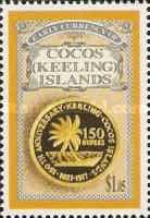 [Early Cocos Islands Currency, type KF]