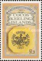 [Early Cocos Islands Currency, type KG]