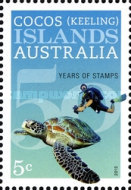 [The 50th Anniversary of the First Postage Stamps, type RY]