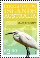 [The 50th Anniversary of the First Postage Stamps, type SC]