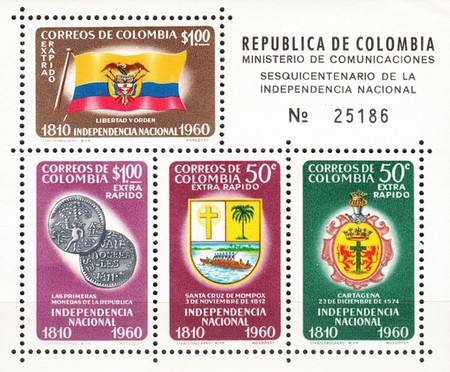 [Airmail - The 150th Anniversary of Independence, Typ ]