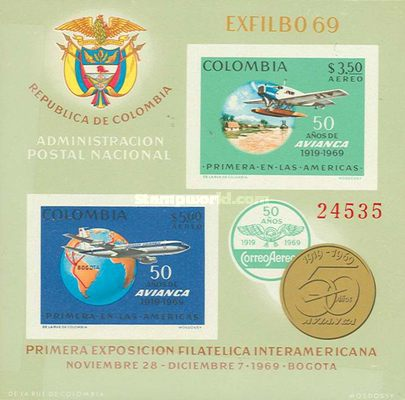 [Airmail - The 50th Anniversary of