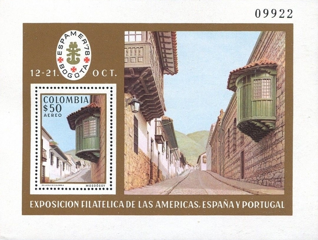 [Airmail - National Stamp Exhibition