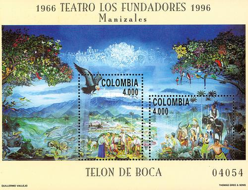 [The 30th Anniversary of Founders Theatre, Manizales, Typ ]