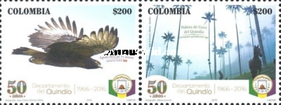 [The 50th Anniversary of the Quindío Department, type ]
