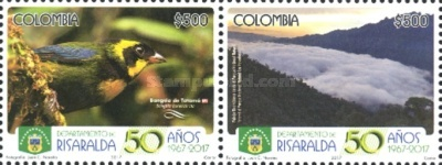 [The 50th Anniversary of the Department of Risaralda, Typ ]