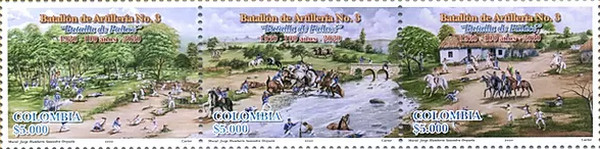 [The 100th Anniversary of the 3rd Batallion Artillery Batallion, type ]
