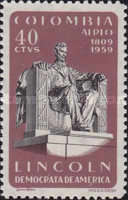 [Airmail - The 150th Anniversary of the Birth of Abraham Lincoln, 1809-1865, Typ AAH]
