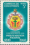 [Airmail - The 150th Anniversary of Independence, type AAL]