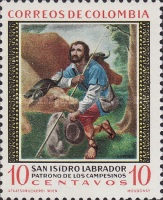 [Saint Isidor of Madrid Commemoration, type AAZ]
