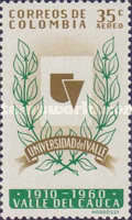 [Airmail - The 50th Anniversary of Valle del Cauca, Typ ABH]