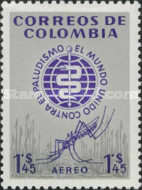 [Airmail - Malaria Eradication, Typ ACL1]
