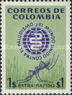[Airmail - Malaria Eradication, Typ ACL2]