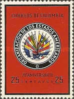 [The 70th Anniversary of Organization of American States, Typ ACQ]