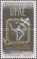 [Airmail - The 50th Anniversary of Postal Union of the Americas and Spain, Typ ADA]
