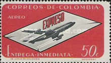 [Airmail - Inscribed