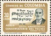 [Airmail - Tolima Conservatory Commemoration, Typ ADP]