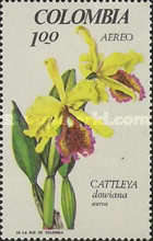 [Airmail - National Orchid Congress and Tropical Flora and Fauna Exhibition, Medellin, Typ AFE]