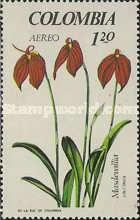 [Airmail - National Orchid Congress and Tropical Flora and Fauna Exhibition, Medellin, Typ AFF]