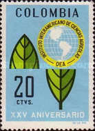 [The 25th Anniversary of Inter-American Agricultural Sciences Institute, Typ AGQ]