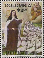[St. Teresa of Avila's Elevation to Doctor of the Universal Church, Typ AHS]
