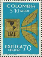 [Airmail - Inter-American Stamp Exhibition