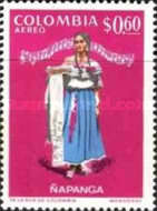 [Airmail - Folklore Dances and Costumes, Typ AHU]