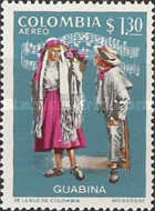 [Airmail - Folklore Dances and Costumes, Typ AHW]