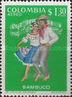 [Airmail - Folklore Dances and Costumes, Typ AHX]