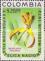 [The 10th National Stamp Exhibition - Medelllin, Colombia, Typ AJW]