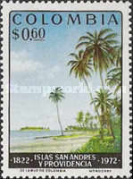 [The 150th Anniversary of Annexation of San Andres and Providencia Islands, Typ AKB]