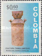 [Inauguration of Museum of Pre-Colombian Antiques, Bogota, Typ AKN]
