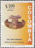 [Inauguration of Museum of Pre-Colombian Antiques, Bogota, Typ AKO]