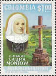 [The 100th Anniversary of the Birth of Laura Montoya, 1874-1949, Typ ALE]