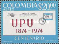 [Airmail - The 100th Anniversary of Universal Postal Union, Typ ALL]